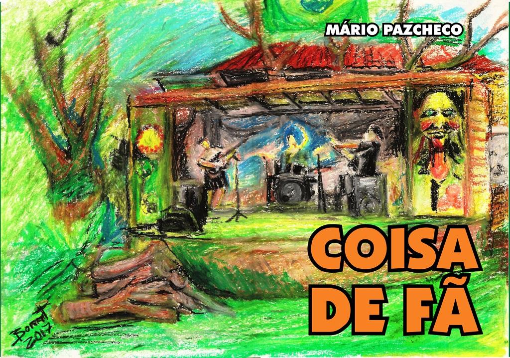 0abbf49e3fd Má rio Pázcheco COISA DE FA